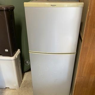 【中古品】MORITA 冷凍冷蔵庫 140L