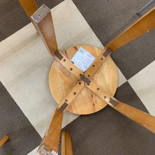 丸椅子3脚セット