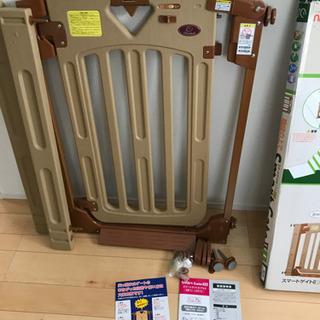 日本育児 スマートゲート2プラス 階段用