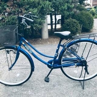 ♦️EJ297番 自転車