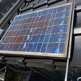 SANIX.ソーラーパネル