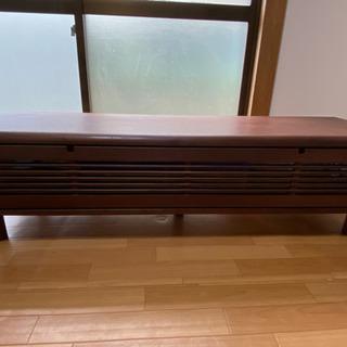 TVボードです!  こちらまで取りに来られる方で。2000円