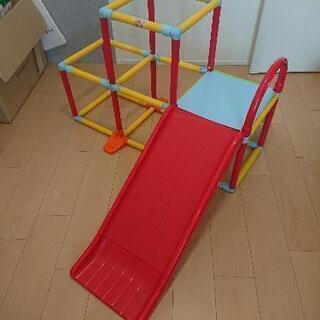 (引き取り限定:熊本)子供滑り台