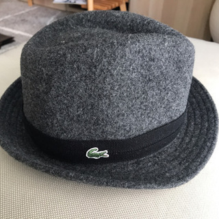 ラコステ(LACOSTE)帽子 中折れハット