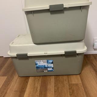 プラスチック製 ホームボックス