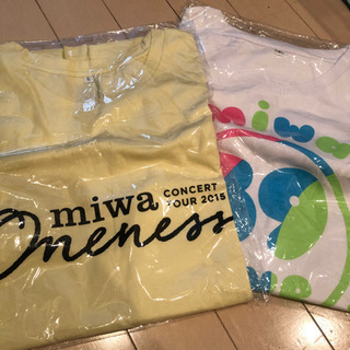 miwaちゃんのTシャツ