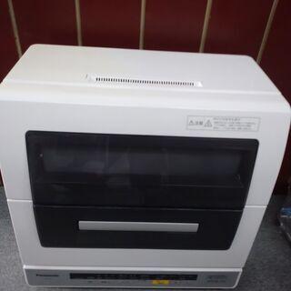 【ネット決済・配送可】Panasonic 食器洗い乾燥機 NP-...
