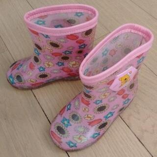 コアラのマーチ♪ 長靴 レインブーツ