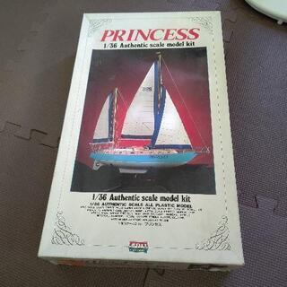 プラモデル ヨット