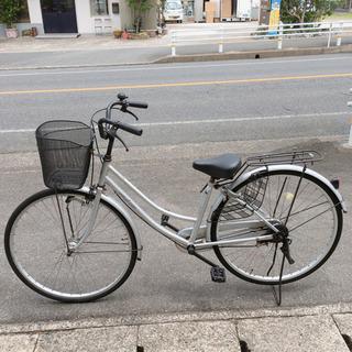 自転車✨ママチャリ✨使いやすいスタンダードなタイプ✨27インチ ...