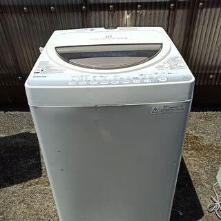 TOSHIBA 東芝 電気洗濯機 6.0kg AW-60GM 2...