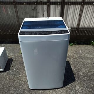 Haier ハイアール 5.5kg 全自動洗濯機 JW-C55A...