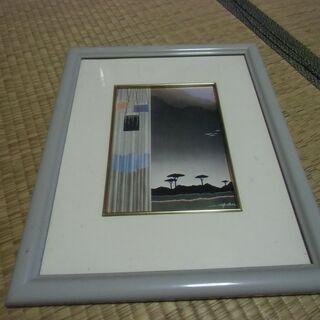 ●無料● 窓から映る 風景画 差し上げます。*石川県*美川より*...