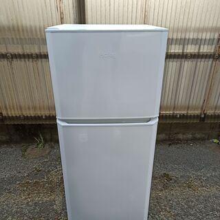 Haier ハイアール 冷凍冷蔵庫 121L JR-N121A ...