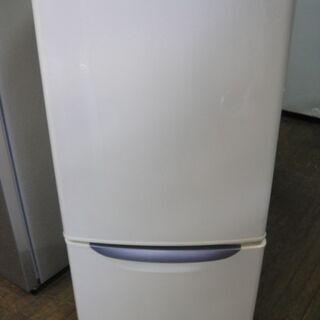 2006年製 ナショナル 2ドア冷凍冷蔵庫 NR-BB141J ...