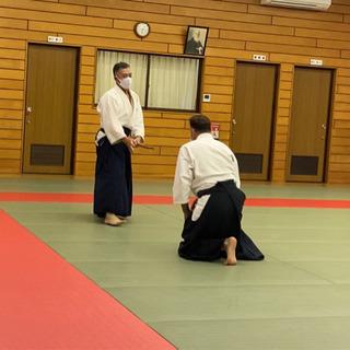 武道式コミュニケーション能力アップ教室