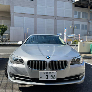 BMW 535i ハイブリッド 車検付き 低走行   神奈川