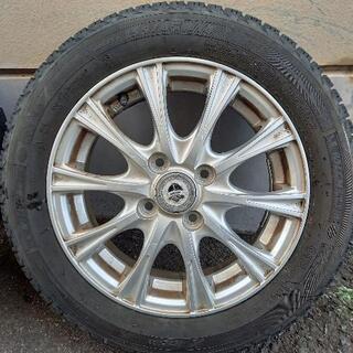 155/65R14 スタッドレスタイヤ
