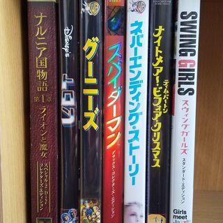【ネット決済】DVD まとめ売り 【中古品】