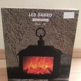 電池式 インテリア暖炉
