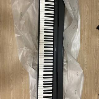 YAMAHA P-45B 電子ピアノ 88鍵盤  7月3…