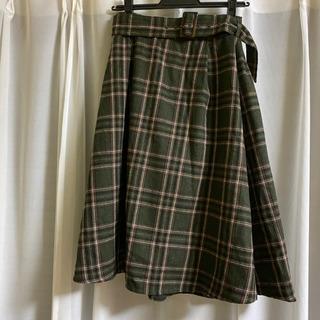 earth スカート F size