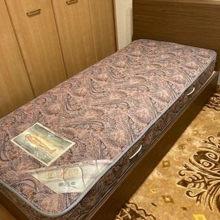 【ネット決済】シングルベッド