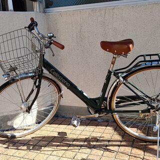 【ネット決済】自転車 27インチ Celesteno(セレスティ...