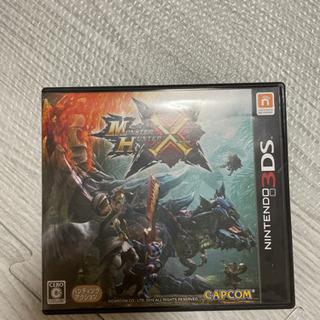 モンスターハンター 3DS カセット