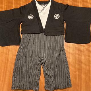 袴ロンパース(90サイズ)