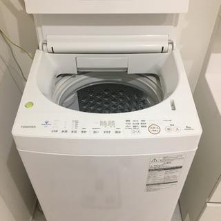 2019年式 TOSHIBA 洗濯機 8Kg
