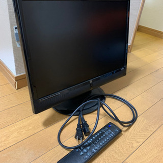 【ネット決済】液晶テレビ (ハイビジョン 19型) LW-191...