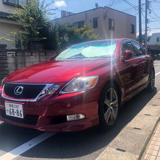 【ネット決済】【高級車】レクサス GS350 4WD 2008