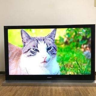 即日受渡❣️スタイリッシュスタンド3D対応SONY52型TV