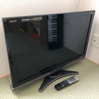 取引中 32インチ シャープ テレビ LC-32SC1