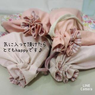 あなたに変わって縫製します(^^)お生地持ち込みで入園入学用品か...