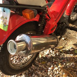 ポップギャル 50cc 実働 レストアベース