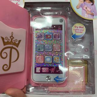 ディズニープリンセス スマートフォン おもちゃ