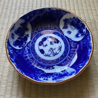 【ネット決済】明治〜大正時代の なます皿です。未使用長期保管品。