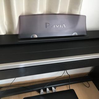 電子ピアノ CASIO  PX-730BK  2010年製