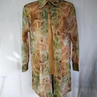 ブラウスジャケットセット 大きいサイズ