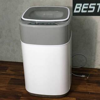 ⭕⭕⭕PR2/33 ベステック 小型全自動洗濯機 3.8kg B...
