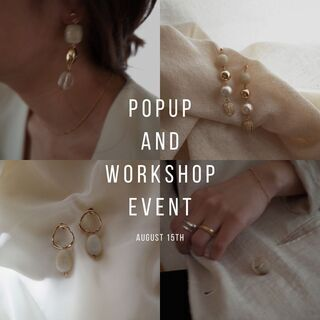 accessory workshop and popup eve...