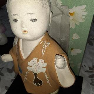 【あげます】陶器人形2