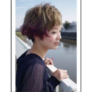 hair&マツエク
