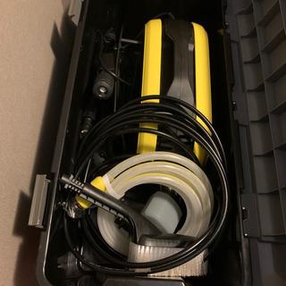 ケルヒャー 高圧洗浄機 サイレント JTK