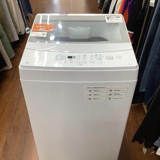 安心の1年保証付き!2020年製nitori(ニトリ)の6.0kg洗濯機!の画像