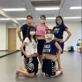 フラタヒチアンダンス教室新横浜校🌺無料体験レッスン実施中☀️✨