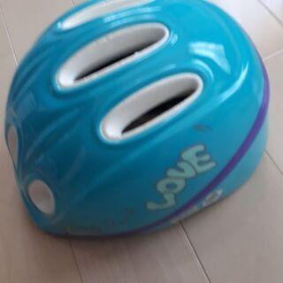 幼児用 自転車ヘルメット 中古品