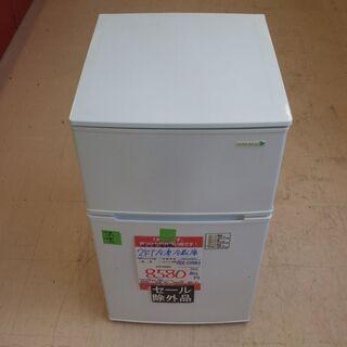 【店頭受け渡し】 HerbRelax 2ドア冷蔵庫  YRZ-C...
